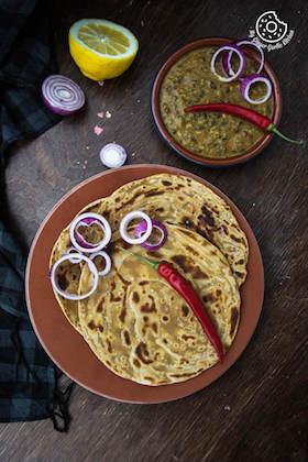 Lachha Paratha 3 Ways Recipe | How to Make Multi-Layered Paratha