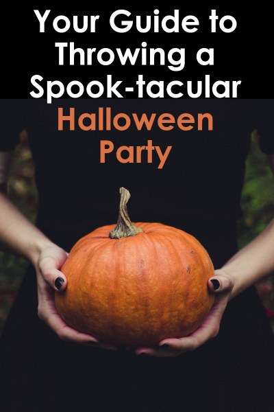 Your Guide to Throwing a Spook-tacular Halloween Party