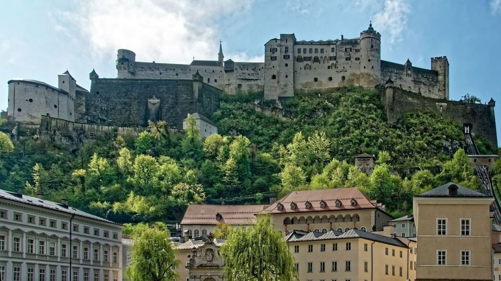 Salzburg is one of the most beautiful cities in Europe