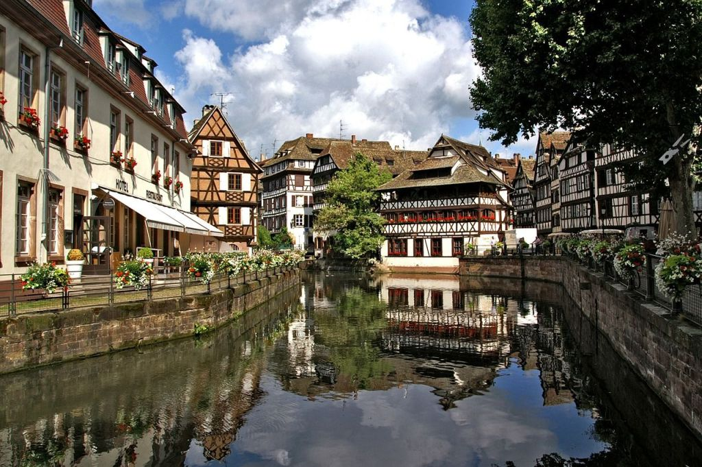 Strasbourg, most beautiful cities in Europe