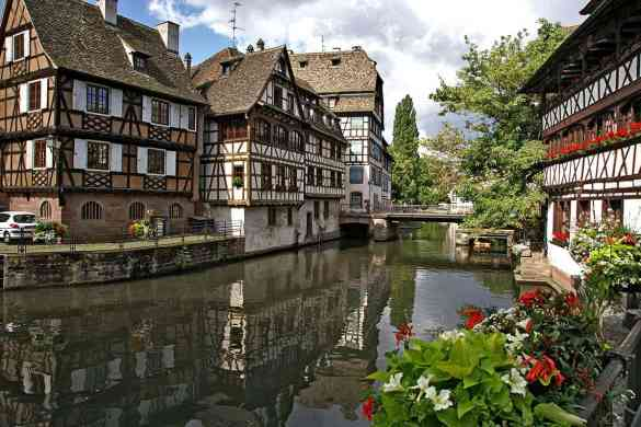 Most beautiful cities in Europe, Strasbourg