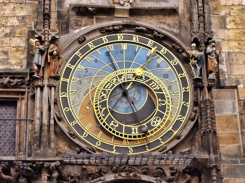 Prague Astronomical Clock; Prague is one of the most beautiful cities in Europe
