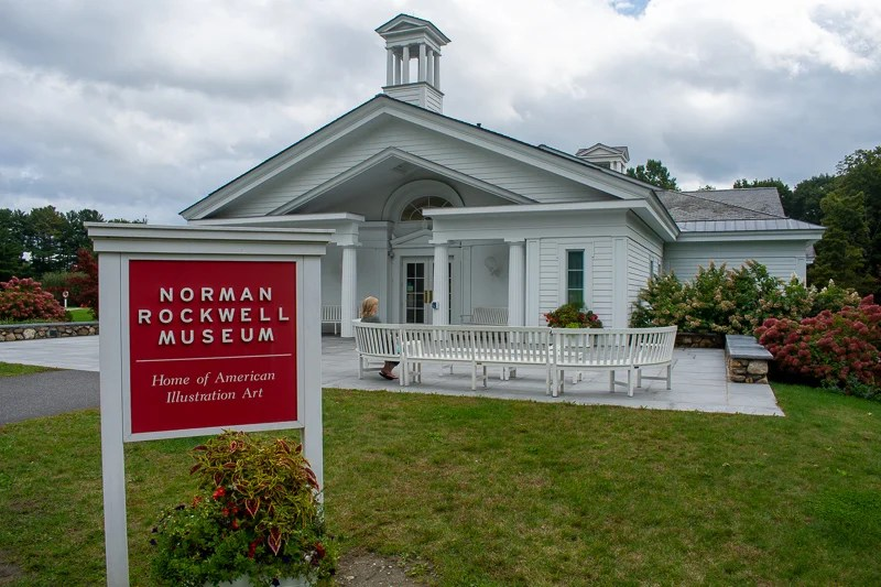 Norman Rockwell Museum in Stockbridge, MA.