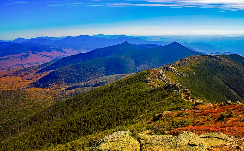 The White Mountains are among the best weekend getaways in New England.