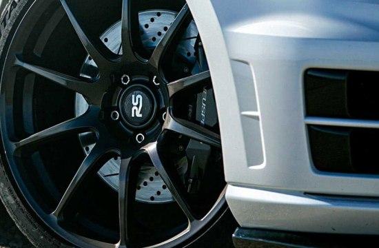 VW Golf R Front Wheel