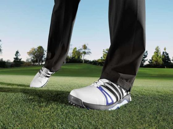adidas Golf     Introduction of The First Fully Asymmetrical Golf Shoe     adidas Golf     Introduction of The First Fully Asymmetrical Golf Shoe