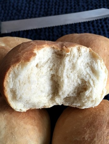 Perfect yeast dinner rolls