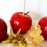 Trick-or-treat red candy apple recipe