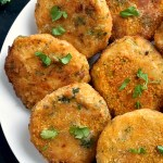 Chickpea and vegetable patties Chickpea and vegetable patties