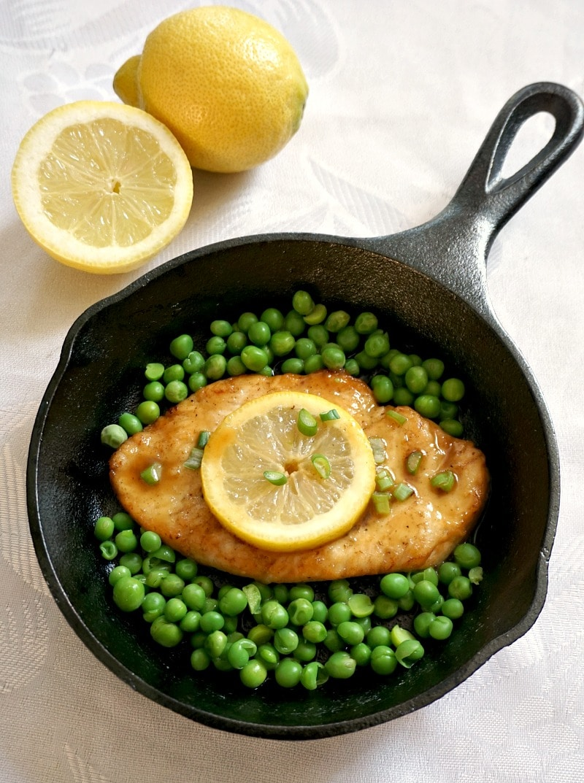 Lemon chicken easy recipe