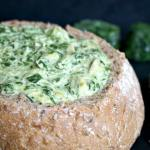 Stove top simple spinach and artichoke dip recipe