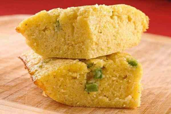 JalapenoLime Corn Bread MyGourmetConnection