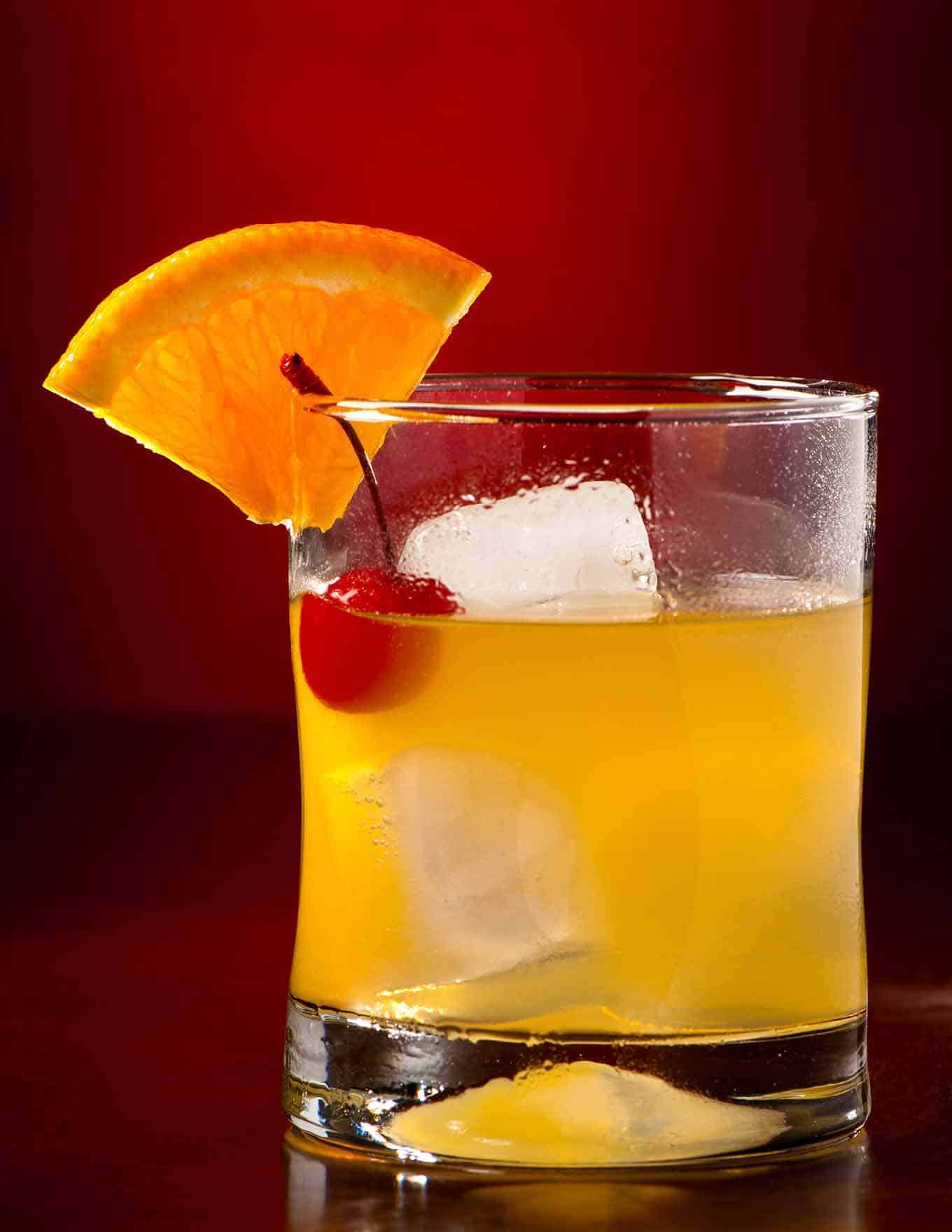 Whiskey Sour Recipe MyGourmetConnection