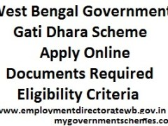Gati Dhara Scheme