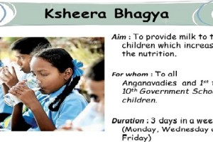 Ksheera Bhagya Scheme