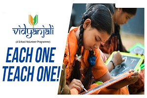 Vidyanjali School Volunteer Programme