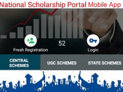 National Scholarship Portal Mobile App