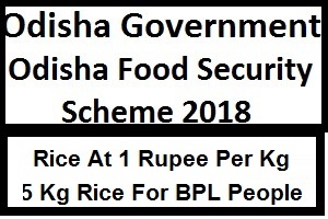 Odisha Food Security Scheme