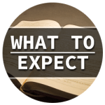 What to Expect, here at Grace Bible