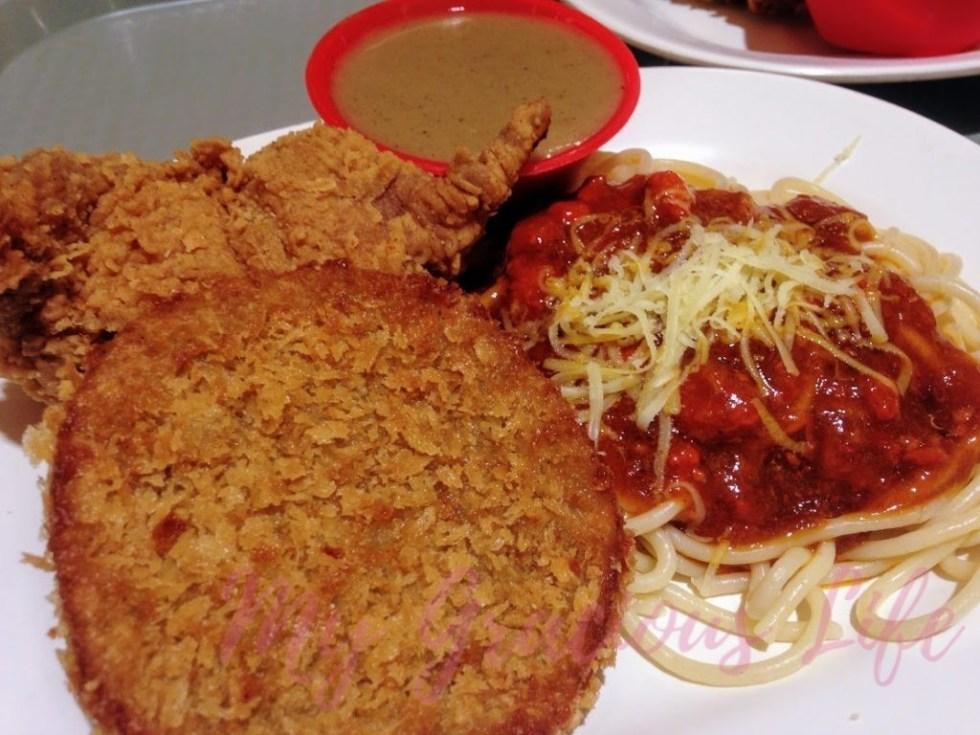 kipps chicken spaghetti