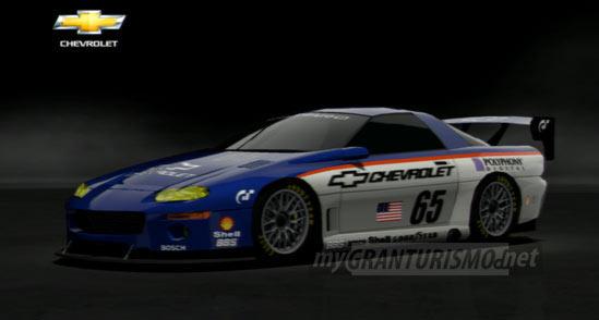 Chevrolet Camaro LM Race Car Gran Turismo 5