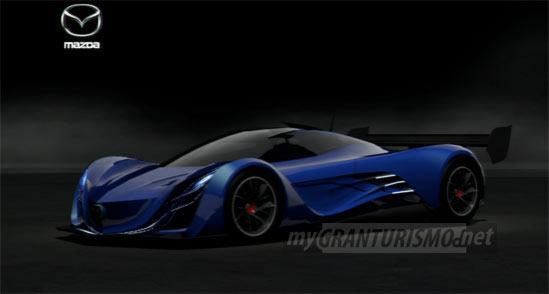 Mazda Furai Concept 08 Gran Turismo 5
