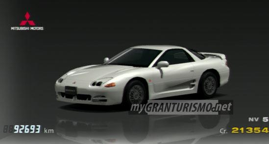 Mitsubishi 3000GT MR J 95 Gran Turismo 5