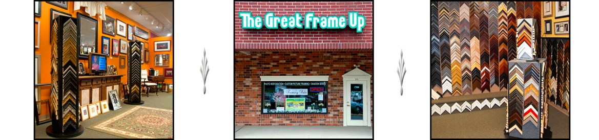 My Great Frameup Custom Photo Framing Services Nj