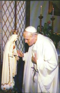 popeourlady