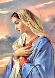 mother-mary-praying