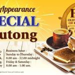 FREE OLDTOWN White Coffee or Kaya & Butter Toast Giveaway!