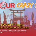 AirAsiaGo 50 hour crazy sale!