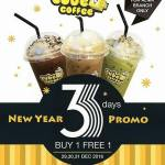 Cube Coffee Buy 1 FREE 1 Promo!