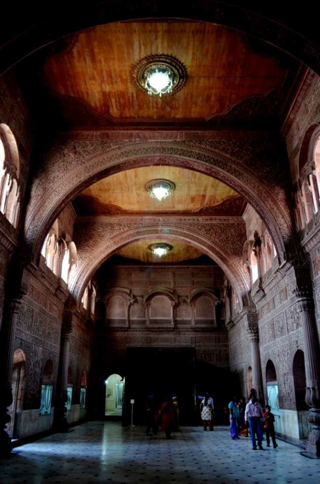 Ball room or Darbar hall of Jungadh Fort