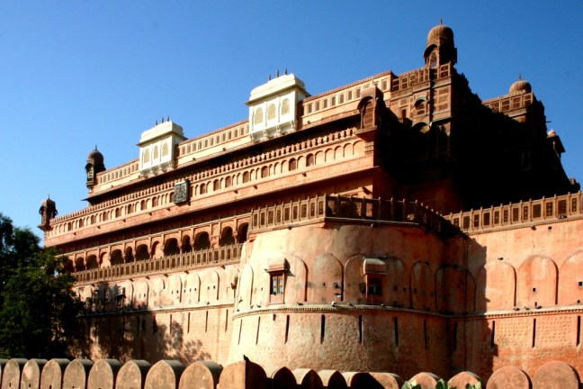 India_Bikaner_Junagarh_Fort