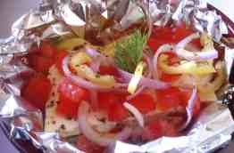 Feta Bouyiourdi (Spicy Baked Feta with Tomatoes, Onions and Peppers)-3