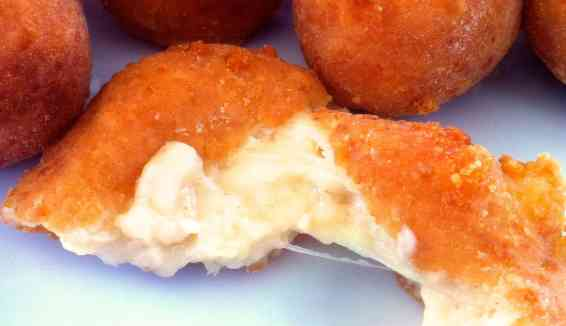 The Perfect Cheese Balls! (Tirokroketes)-2