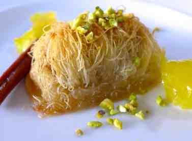 Homemade Kataifi recipe -1