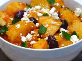 Greek Potato stew recipe (Patates yahni)-2
