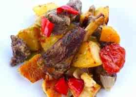 Greek Lamb Kleftiko recipe-1