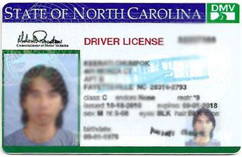 DMV-NC