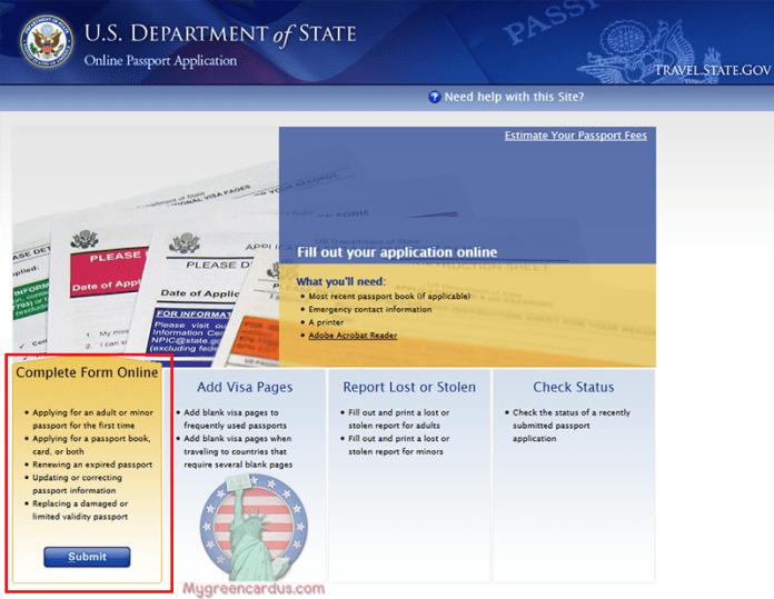 complete-form-online-apply-us-passport