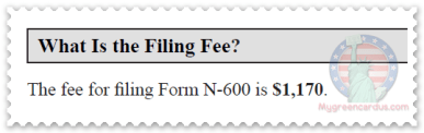 fee n600