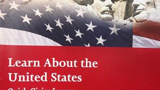 เตรียมตัวสอบอเมริกันซิติเซ่น  : ตอน 3