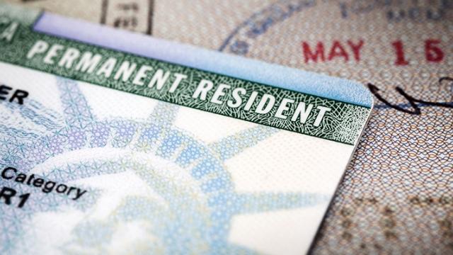 CR-1 (Conditional Resident) Green card แบบมีเงื่อนไข