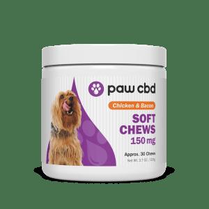 Pet CBD soft chews dogs