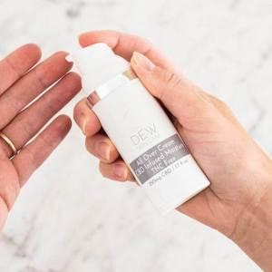 Dr Whitt's DEW CBD skincare cream