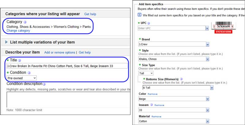 Image Result For How To Sell Clothes On Ebay Successfully