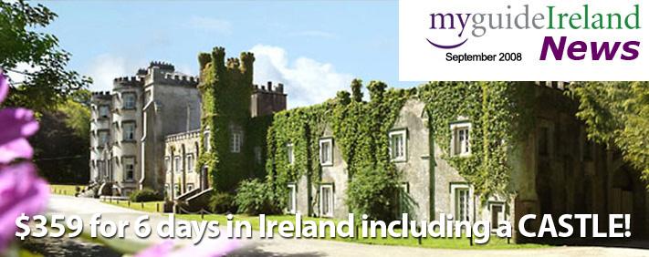 Ireland vacation deal