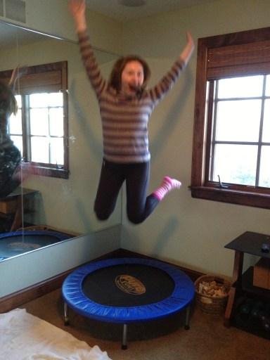 Just jump :)